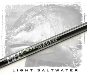 Blanki MHX LIGHT SALTWATER series